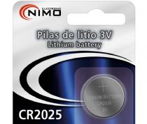 CR-2025N Pila de litio CR2025 NEWSUN
